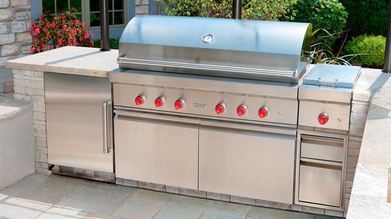 scelta del barbecue a gas
